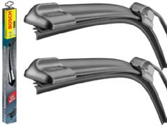 Bosch Aero (Aerotwin) Windscreen Wiper Blades Smart Cabrio, Coupe (-04)